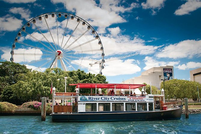Brisbane City Tour and River Cruise from the Gold Coast - Accommodation Gold Coast