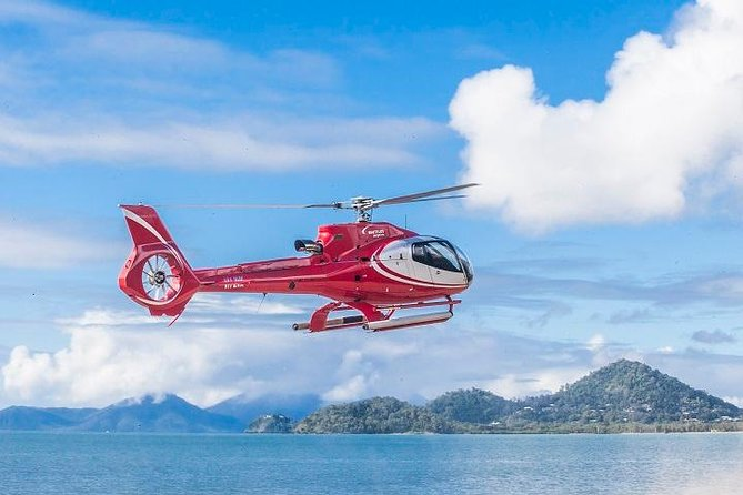 60-Minute Palm Island Scenic Helicopter Flight from Townsville - Accommodation Gold Coast