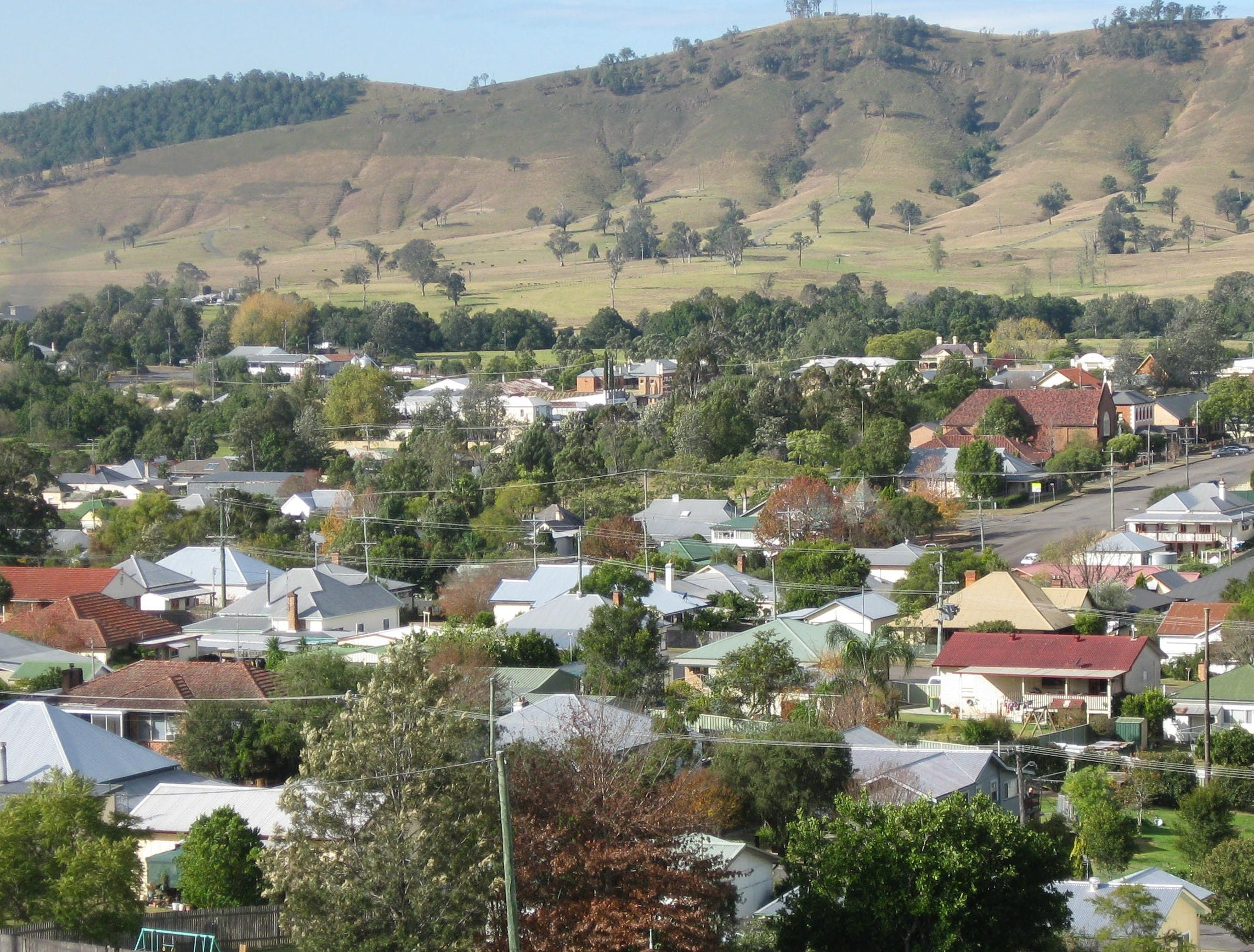 Dungog - Accommodation Gold Coast