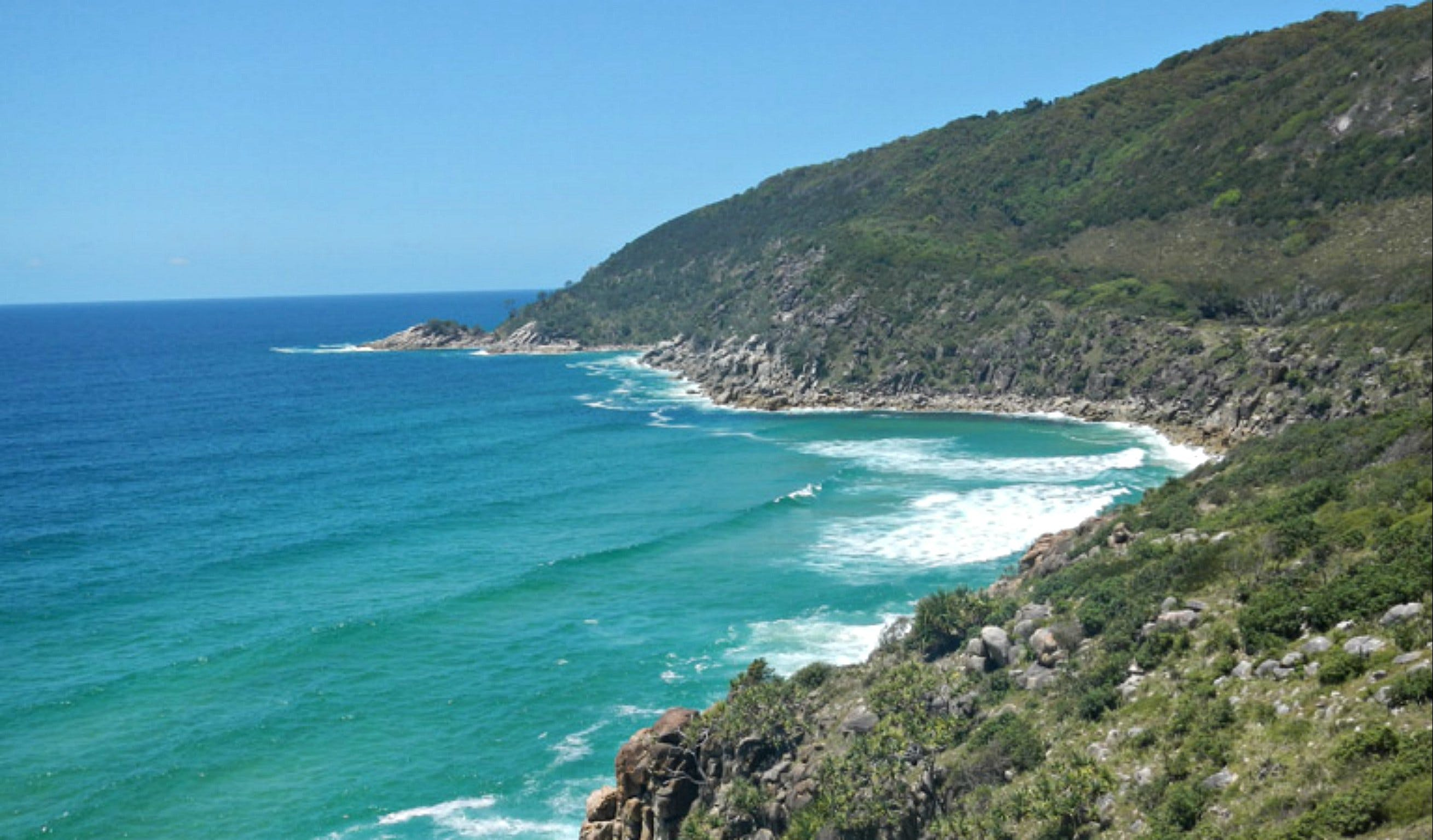 Little Bay to Smoky Cape - Accommodation Gold Coast