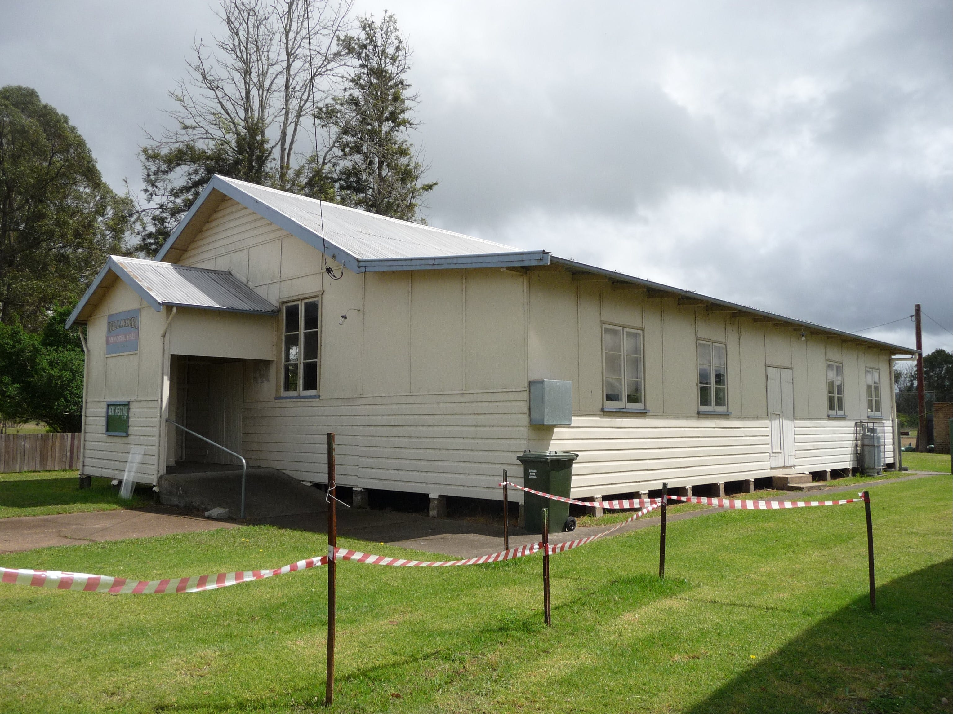 Wallarobba Memorial Hall - Accommodation Gold Coast