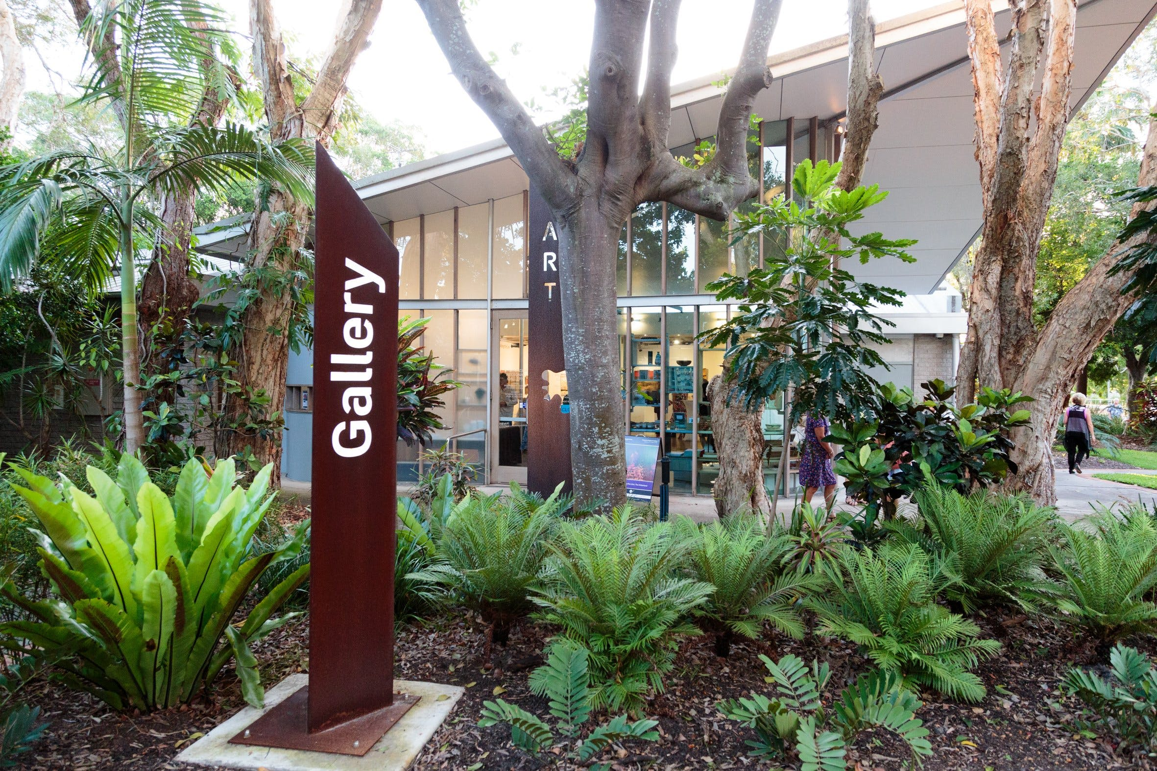 Caloundra Regional Art Gallery - Accommodation Gold Coast