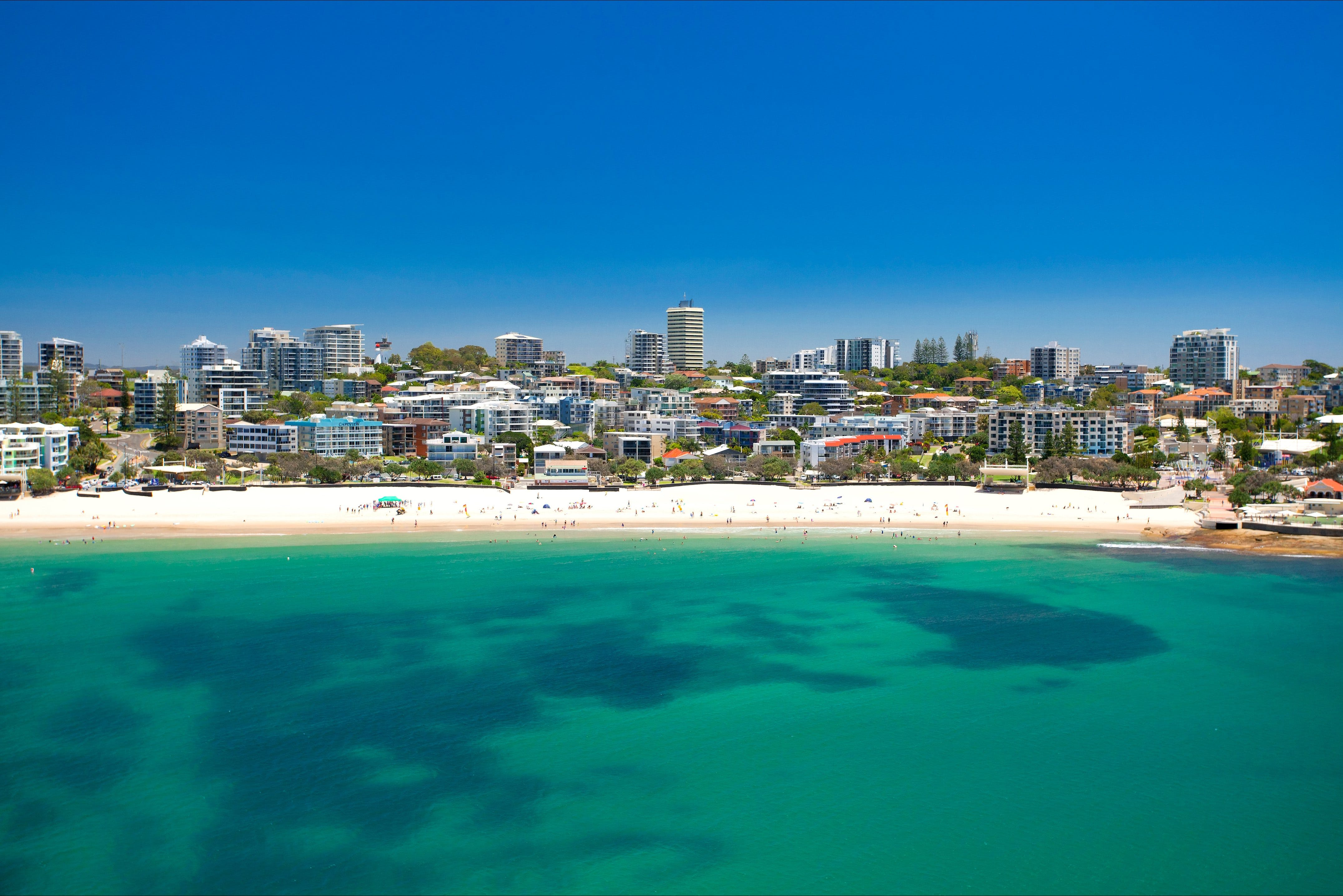 Kings Beach - Accommodation Gold Coast