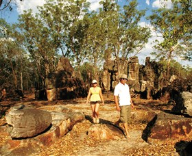The Lost City - Litchfield National Park - Accommodation Gold Coast