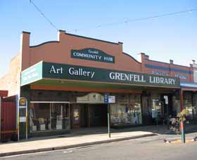 Grenfell Art Gallery - Accommodation Gold Coast