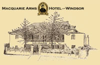 Macquarie Arms Hotel - Accommodation Gold Coast