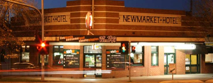 The Newmarket Hotel - Accommodation Gold Coast