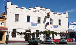 Shire Hall Hotel - Accommodation Gold Coast