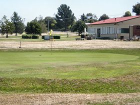 Campbell Town Golf Club - Accommodation Gold Coast