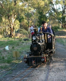 Jerilderie Steam Rail and Heritage Club Inc - Accommodation Gold Coast