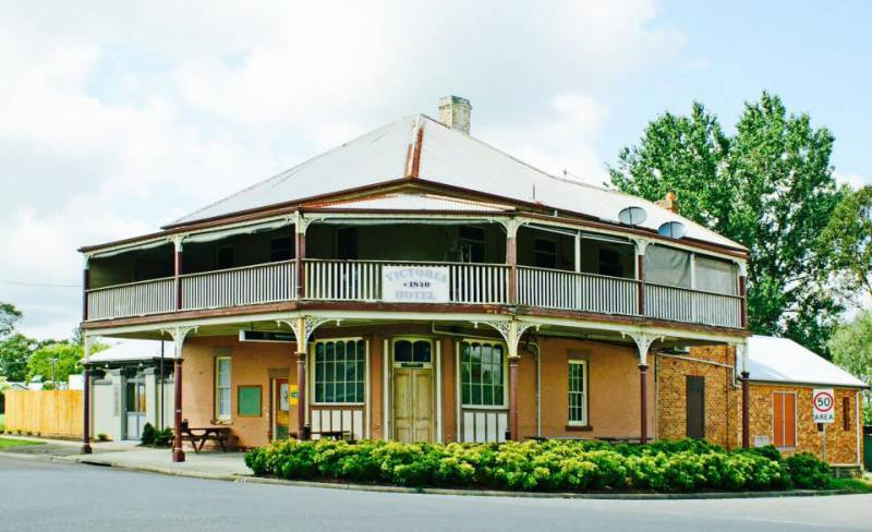 The Victoria Hotel Hinton - Accommodation Gold Coast