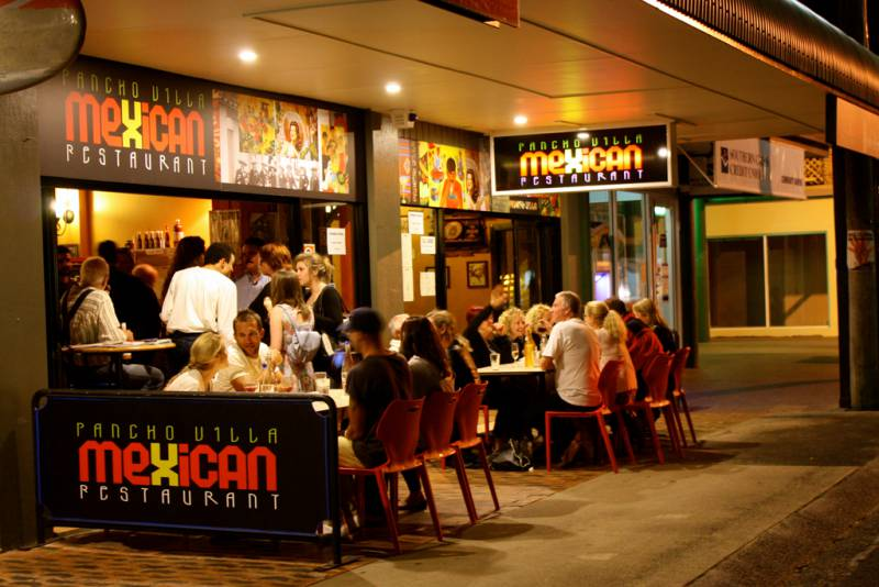 Pancho Villa Mexican Restaurant - Accommodation Gold Coast