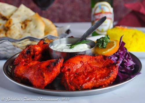 Ghedias Indian Restaurant - Accommodation Gold Coast