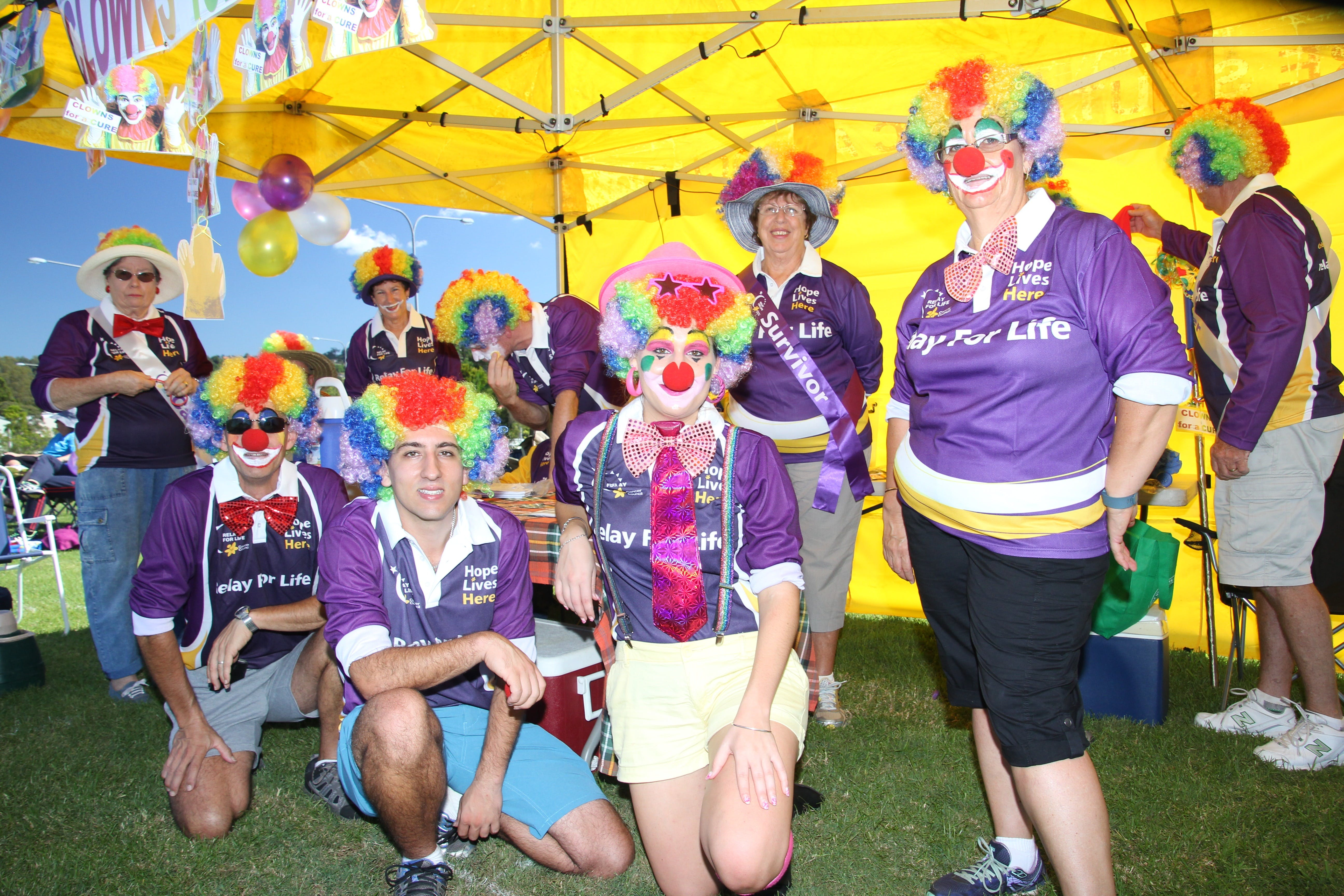 Grafton Relay for Life - NSW Cancer Council - Accommodation Gold Coast