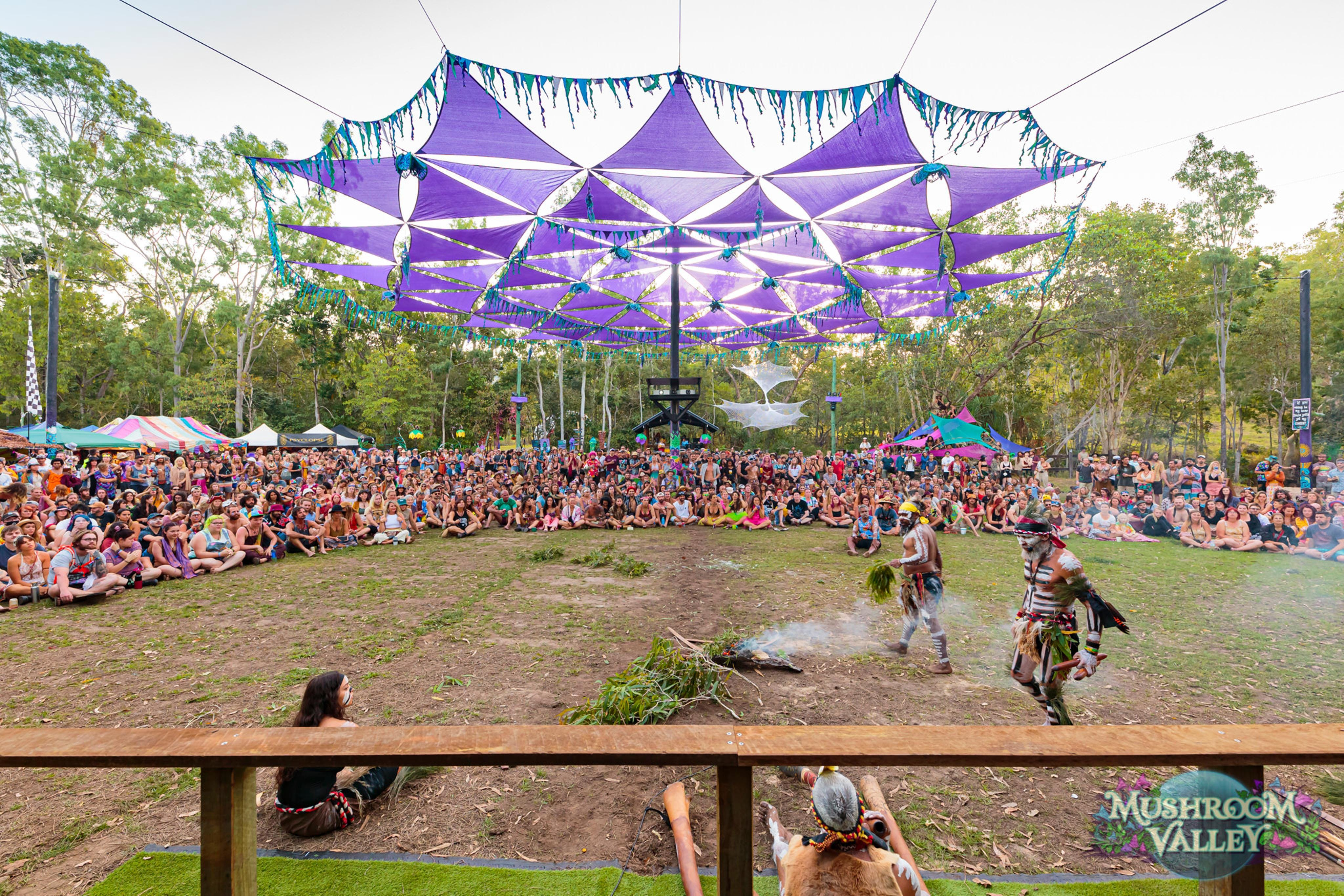 Mushroom Valley Festival - Accommodation Gold Coast