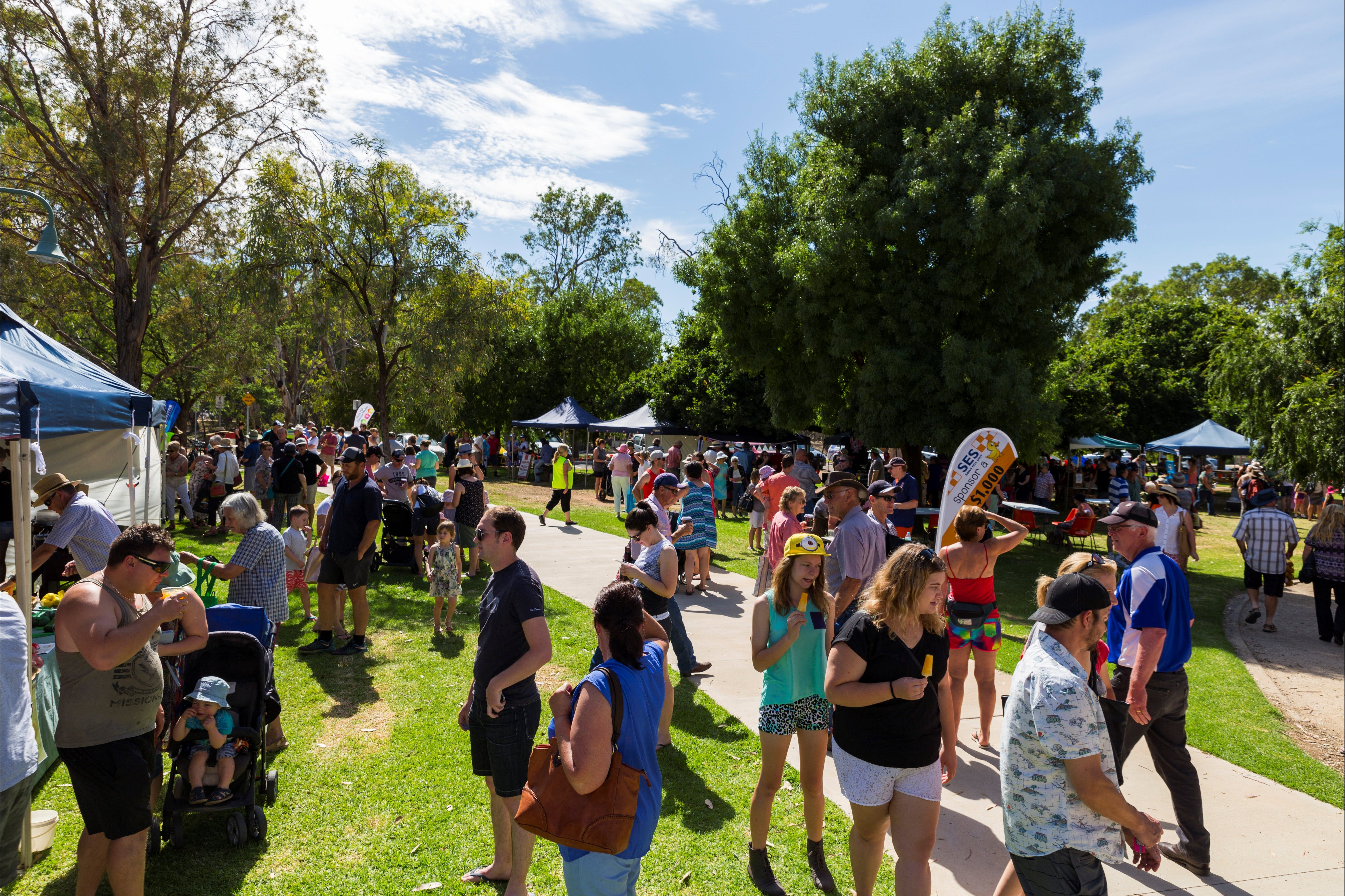 Swan Hill Farmers Market - Accommodation Gold Coast