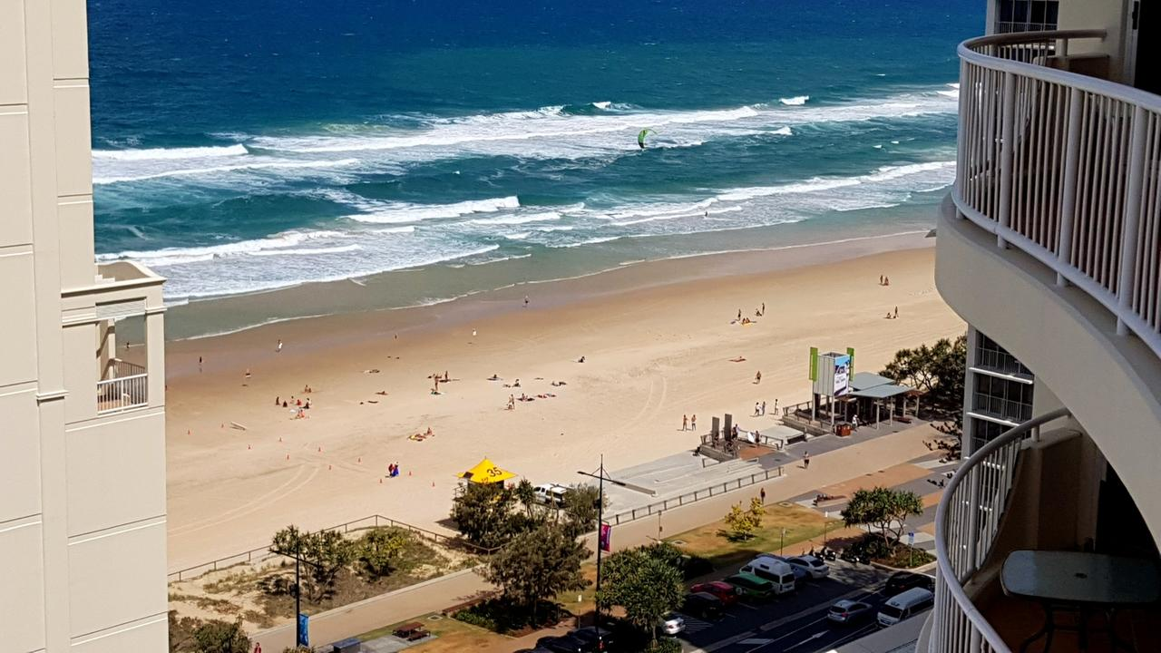 Moroccan View Tower Surfers Beach - Accommodation Gold Coast