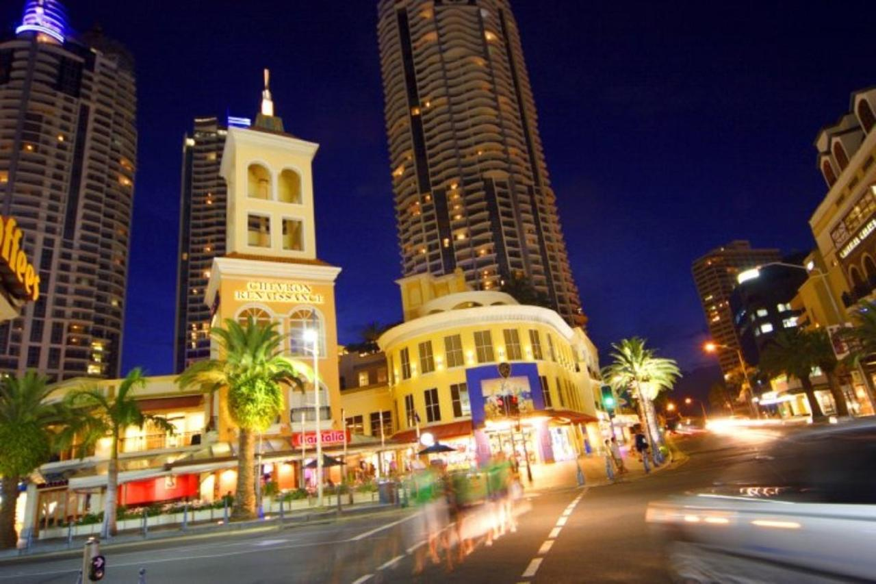The Towers of Chevron Renaissance - Holidays Gold Coast - Accommodation Gold Coast