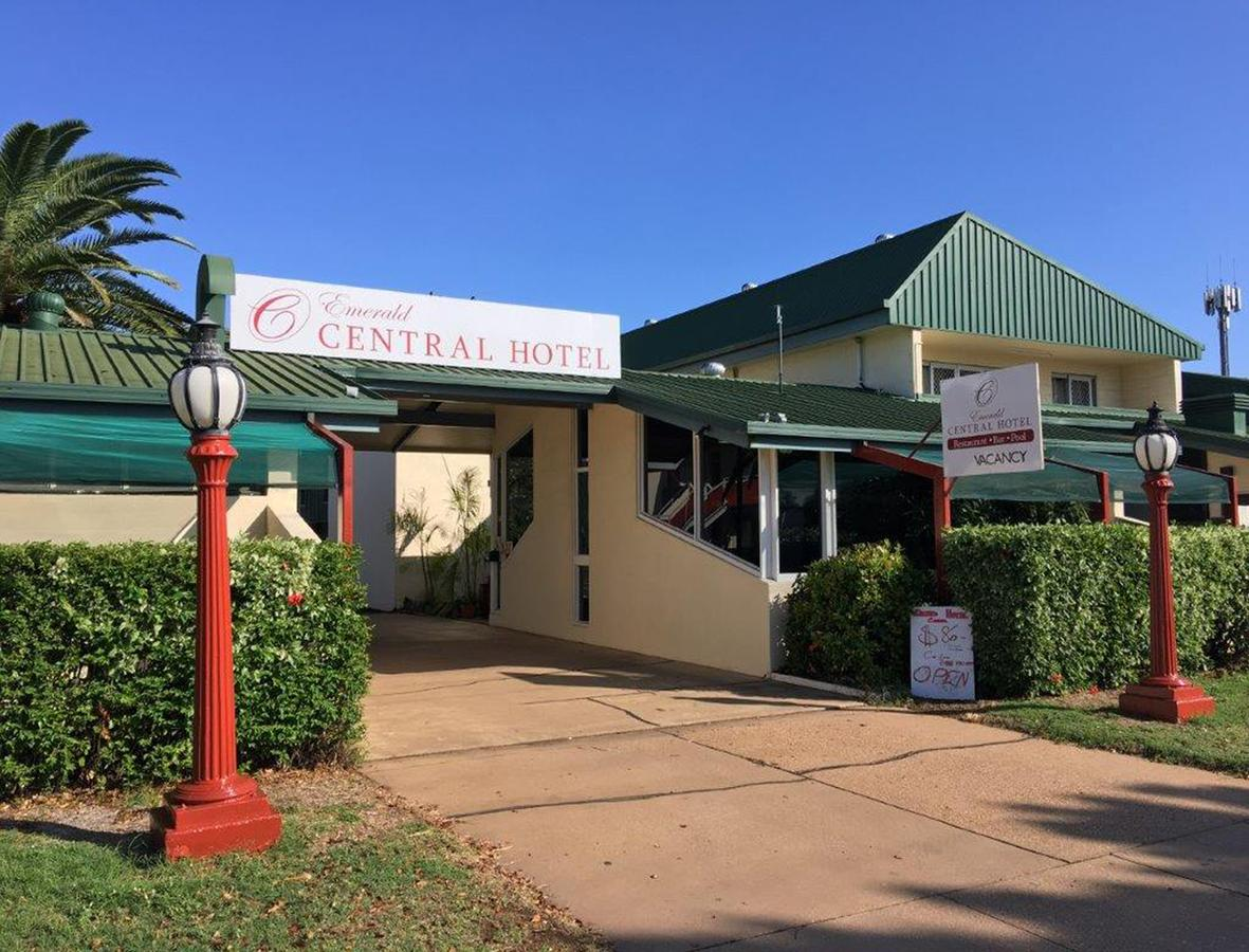 Emerald Central Hotel - Accommodation Gold Coast