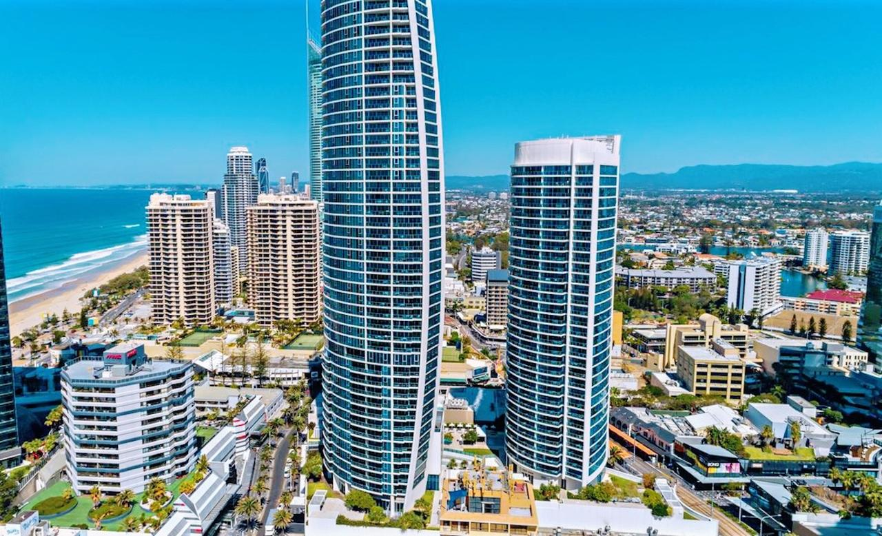Luxury Residence Surfers Paradise Five Star Apartment - Accommodation Gold Coast