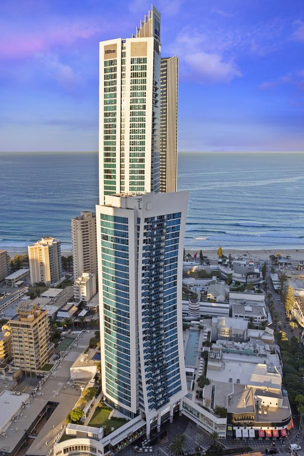 Holiday Holiday H-Residences Apartments - Accommodation Gold Coast
